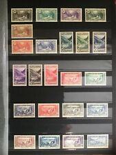 Lot de 23 timbres d'Andorre neufs*, cote 62€