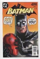 BATMAN no. 638 Jason Todd revealed as Red Hood NM 9.4