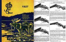 Von Lengerke & Antoine 1927 Gun & Sports Catalog #71 (Chicago)