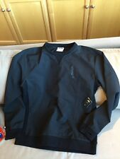 NWT Analog Men's 3LS Riding CREW Pullover JACKET True Black size XL new w/tags!