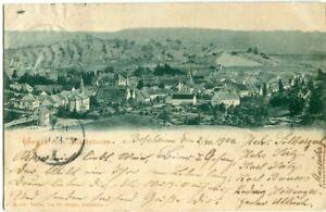 AK ADELSHEIM, Neckar-Odenwald-Kreis Totale 1900