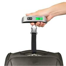 50kg/10g portable LCD digital Luggage bag scale