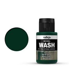 Vallejo Model Wash Olive Green 35 ml.