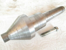 Trademark Lathe Live Center Hd Nc With Taper Shank 8 14 Total Length