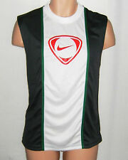 Nike Crew Neck Sleeveless Graphic T-Shirts for Men