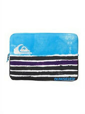 "Quiksilver Reckoner 15"" Zip Laptop Sleeve in Blue, Purple, Black, White"