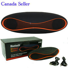 Portable Bluetooth Wireless Speaker Rechargeable For iPhone iPod iPad S3/4 Note2