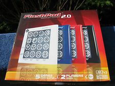 FlashPad Flash Pad 2.0 Touch N Go Electronic Games~ White!