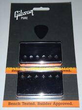 Gibson Les Paul Pickup Cover Set Chrome Modern Humbucker Guitar Parts SG Custom