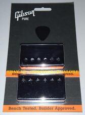 Gibson Les Paul Pickup Cover Set Chrome Vintage Spec Humbucker Guitar Parts V SG