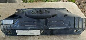 94-97 Chevy Blazer Upper Cooling Fan Radiator Shroud Top Cover