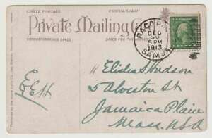 D2769 : US #405 Sur 1918 Hawaii Carte Postale, Pago