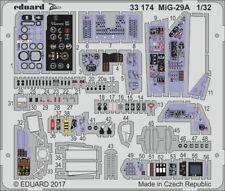 Eduard Zoom 33174 1/32 Mikoyan MiG-29A Fulcrum Trumpeter