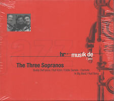 Three Sopranos hr musik.de jazz CD NEU Rolf Kühn Buddy DeFranco Eddie Daniels