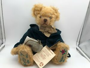Hermann ⭐️⭐️ Teddy Bear 17 5/16in ⭐️⭐️ Limited Auflage. Top Condition
