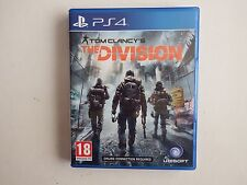 Tom Clancy's: The Division on PS4 in MINT Condition