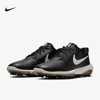 Nike Roshe G Tour Golf Shoes Black White AR5579-001 Men's Size 10.5 Wide