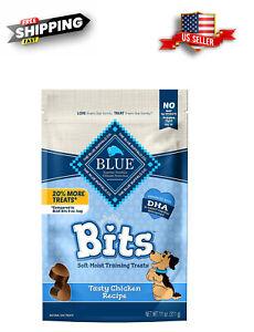 Blue Buffalo Blue Bits Natural Soft-Moist Training Dog Treats, Chicken Recipe 11