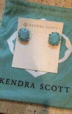 Kendra Scott Turquoise Morgan Studs