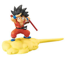 DRAGON BALL - Son Goku on the Speedy Cloud Normal Color Pvc Figure Banpresto