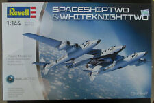New, Factory-Sealed: Revell Spaceshiptwo & Whiteknighttwo 1/144 Kit