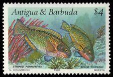 "ANTIGUA 1302 (SG1393) - Striped Parrotfish ""Scarus croicensis"" (pa21916)"