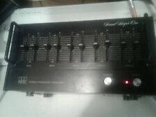 ADC SS-1 Sound Shaper One 5-Band STEREO Frequency Equalizer -