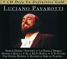 Luciano Pavarotti - Definitive Gold [New CD] Germany - Import