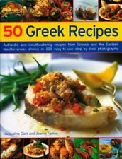 50 Greek Recipes: Authentic and Mouth-watering Recipes from Greece and the Eas,