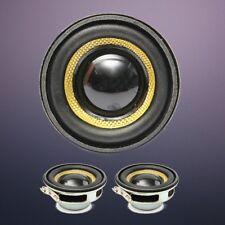 2Pcs 36mm Diameter Aluminum Shell Internal Magnet Speaker 32 Ohm 0.25W vb