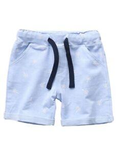 Coconut Tree Print Pull-on Youth Boys Shorts