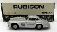Rubicon 1/43 Scale Vintage White Metal - RB1 Mercedes Benz 300SL Silver