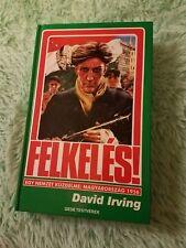 NEW  David Irving hardback book Felkeles