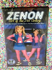 ZENON ( Super Nova :) Girl of the 21st Century Disney DVD Zetus Lapetus ! Movie