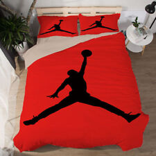 Basketball Star Duvet cover Doona cover Pillowcase Sports bedding 3-PCES AU SIZS