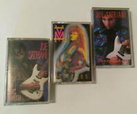 Joe Satriani  vinnie Moore cassette Tapes Lot Meltdown dreaming #11 not earth