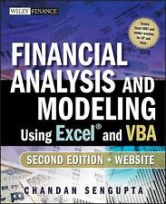 Financial Analysis and Modeling using Excel and VBA w/CD 2nd Int'L Edition