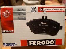 Ferodo front disc pads Suzuki sj410, sj413 1983 onwards, FDB 396.