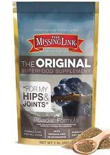 The Missing Link Hip & Joint, Skin & Coat for dog, Senior, Puppy Omegas 8oz