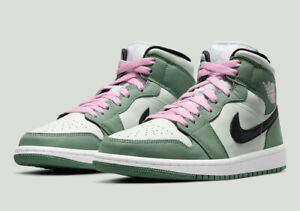 IN HAND: Air Jordan 1 Mid SE Dutch Green: Women's 6.5, 7, 7.5, 8, 8.5, 9, 9.5 10