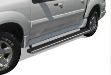 """5"""" iBoard Running Boards Nerf Bars Fit 01-06 Ford Explorer Sport Trac"""