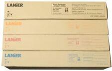 Lanier GENUINE/ORIGINAL BLACK Copier Toner Cartridge 888495 LC124C/LD132C NEW