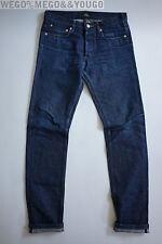 APC A.P.C. Petit Standard Raw Selvedge Fades Mens Denim Jeans 28 29 x 31