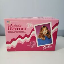 Vintage Richard Caruso Molecular Hairsetter Rollers Curlers Pageant USA BNIB