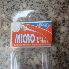 Micro Tips & Tubes replacements for Pin Point Bottle Kit DG044
