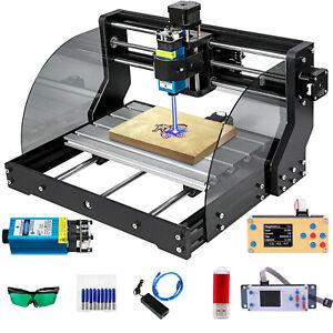 CNC 3018 Pro MAX 2500MW MINI Woodworking Engraver PCB 3 Axis GRBL Control US