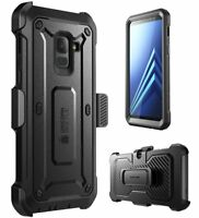 Samsung Galaxy A8 PLUS A8+ Case, SUPCASE UB PRO Holster Cover+Screen Protector