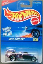 Hot Wheels 1995 Diecast Coll. # 593 Skullrider Pink with Black Interior