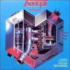 Metal Heart by Accept (CD, Portrait)