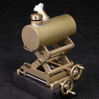 Materialbausatz Brenner mit 8mm Docht für Stirlingmotor oder Flammenfresser